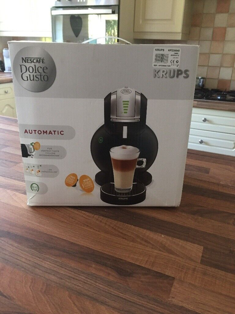 Dolce Gusto Coffee Machine In Groby Leicestershire Gumtree
