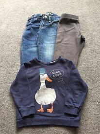 Boys clothes Age 2