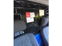 Ford connect cab divider