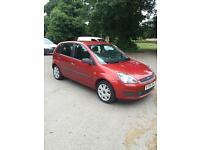 2008 08 Ford Fiesta 1.4 Style Climate 80bhp