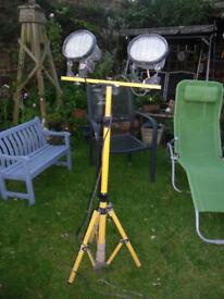 Industrial Lighting Defender adjustable height-spares or repair