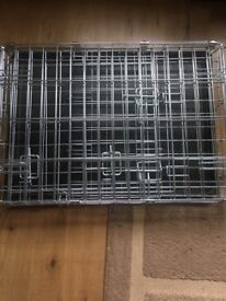 Small dog crate brand new