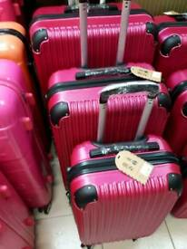 New Rose pink 8 wheeler cases