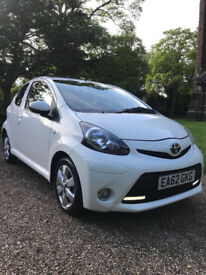 TOYOTA AYGO VVT-I FIRE 999cc 3DR 2012 '62' - CHEAPEST ON THE NET! - MINT CONDITION!