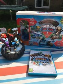 For Sale - Wii Skylanders Trap Team and Giants