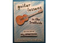 Fun & Friendly Guitar Lessons - Govanhill/Shawlands/Battlefield