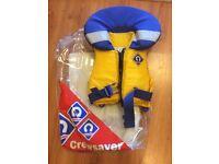 Crewsaver Child Life jacket 100N