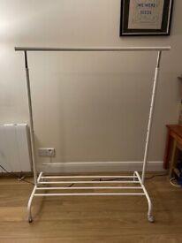 RIGGA Ikea Clothes Rack