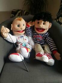 Sunny puppets