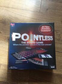 Pointless Board Game (RRP £27) in original wrap