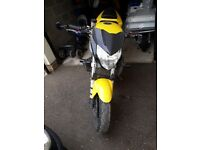 Triumph 955i low mileage