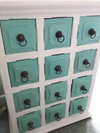 Shabby Chic Multi Chest of Drawers