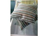 John Lewis Curtains & matching cushions