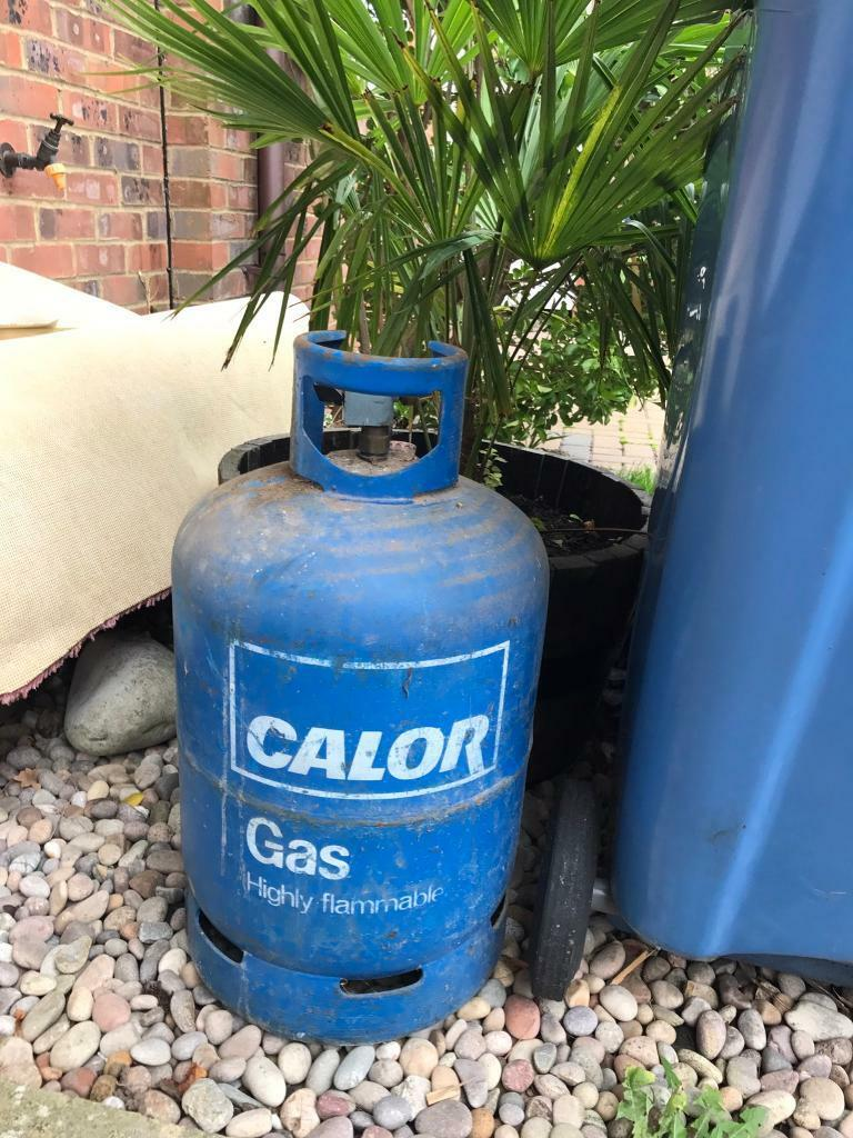 Full Calor Gas Canister
