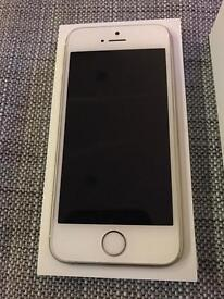iPhone 5s - 32gb - white gold - EE Network