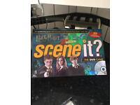 Harry Potters Scene it?! 2nd edition.
