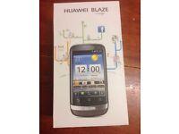 smart phone huawei blaze unlocked for all network