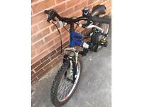Boys Raleigh Extreme bike