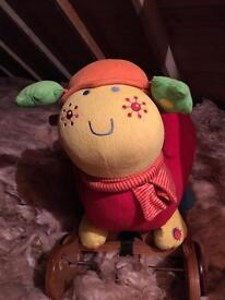 Lottie the ladybird rocker