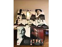 Poirot dvds collections 1-8