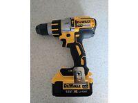 DeWalt DCD995 18V Brushless XRP Combi Drill