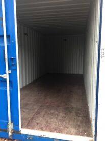 GOOD AS NEW STORAGE CONTAINER TO RENT, SECURE LOCATION, GATED ENTRANCE