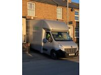 Man and van Leeds all Uk Europe fully legal and insured short notice specialists