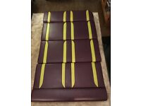 Rock n Roll bed Upholstery Cushions