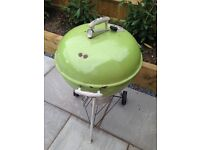 Weber One Touch 57cm BBQ Green