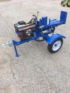 **NEW** Woodsplitter 31ton Horizontal/Vertical