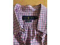Mint Condition Ralph Lauren Slim Fit XL Long Sleeve Shirt
