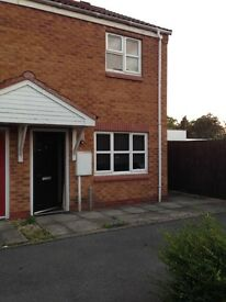 Two bed house in Syston (exchange!!)