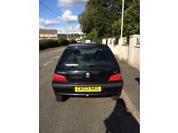 Peugeot 106 independence for spares or repairs!