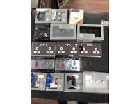 Unused Sockets/Switches