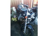 Suzuki bandit 600 BREAKING ONLY
