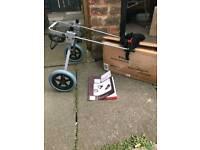 Medium dog wheelchair