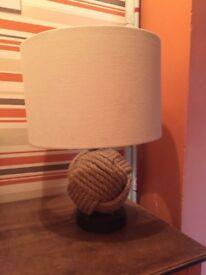 Beautiful Rope Lamp