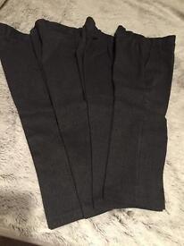Boys school trousers age 3-4