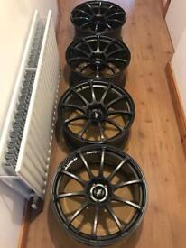 Advan Racing RS wheels 19x10 et25 5x114.3 Evo, Skyline, GT-R