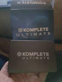 Komplete 10 Ultimate