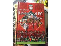 Liverpool annual 2007 and Fullham program 2011