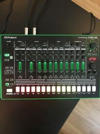 Roland Aira TR-8 and TB-3