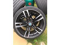 BMW m4 style wheels