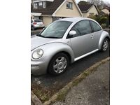 Great Runner for Sale VW Beetle Mot until November 2016