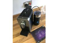 Nespresso Prodigio & Milk Frother coffee machine