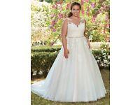 c099eaac5d1 TOP MAGGIE SOTTERO IVORY DESIGNER WEDDING DRESS ( NEW)