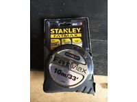 STANLEY FAT MAX TAPE