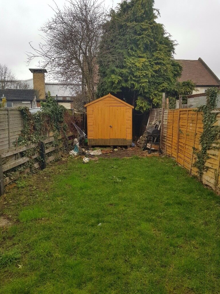 Garden shed. Bought brand new from homebase