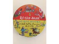 CD audio books