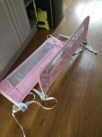 Child bed rails/guards